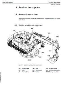 Liebherr Ep934c Hydraulic Excavator Operation Maintenance
