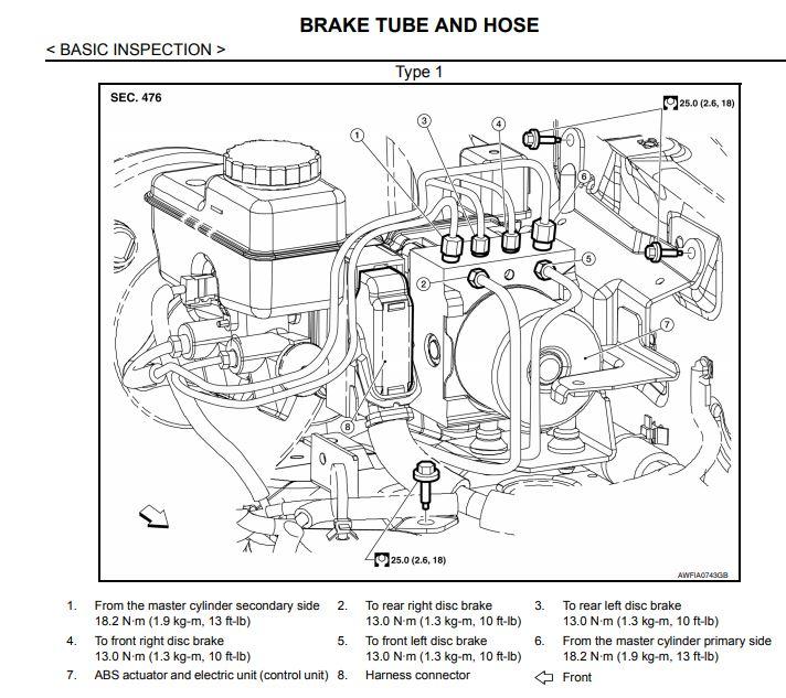 2011 nissan frontier repair manual