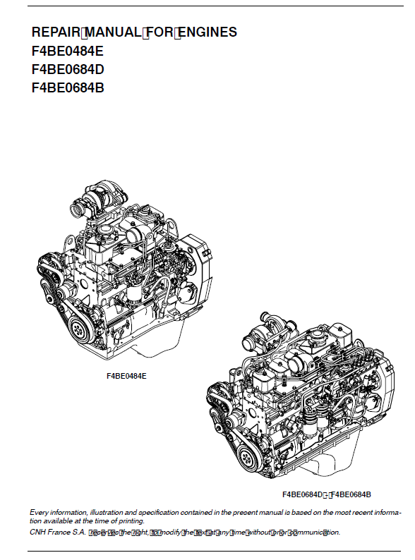 Download Case New Holland Kobelco Iveco F4BE0484E