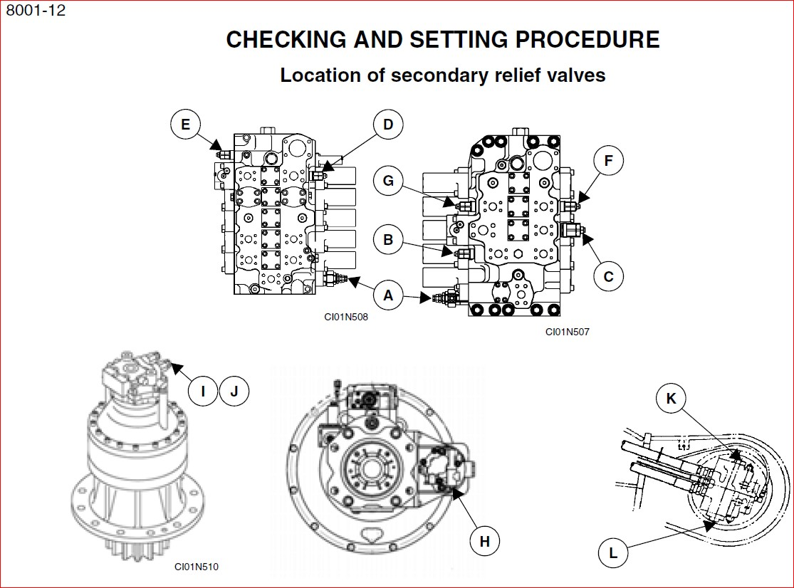 Case CX460 TIER 3 Crawler Excavator Repair PDF Service