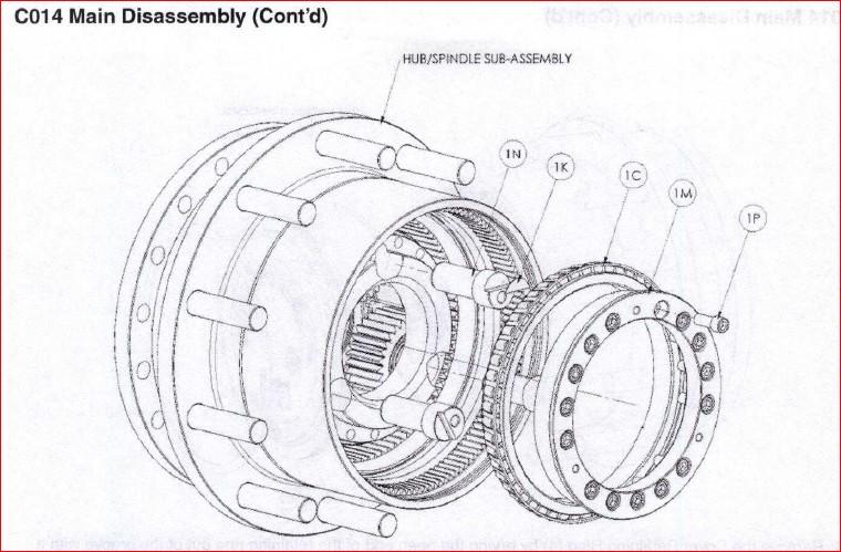 Case IH Class 3 SPX3150 SPX3185 SPX3200 SPX3310 Patriot