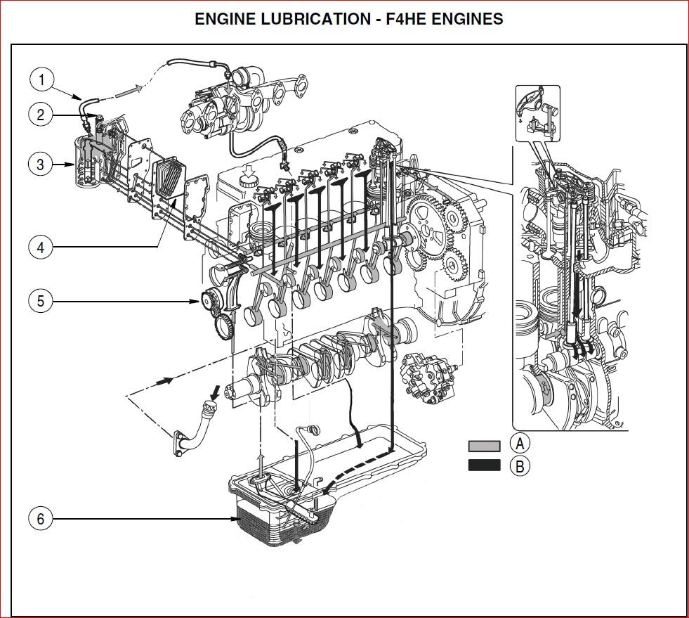 CASE ENGINE REPAIR MANUAL FOR BACKHOE LOADER ( F4GE9454H