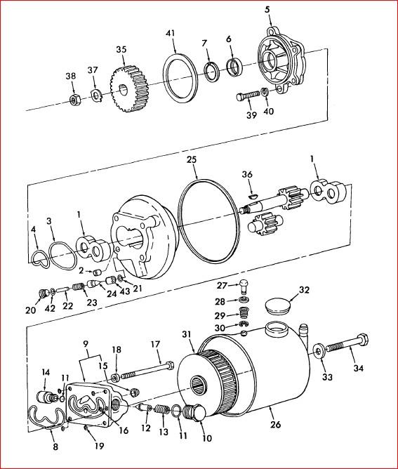 Ford New Holland 575d 4 Cylinder Tractor Loader Backhoe