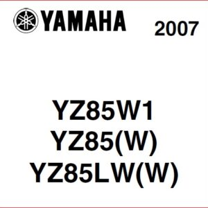 Yamaha Xt 200 250 350 Repair Manual ~ HeyDownloads