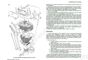 Matchless 1939-1955 Workshop Service Manual For Repair-PDF