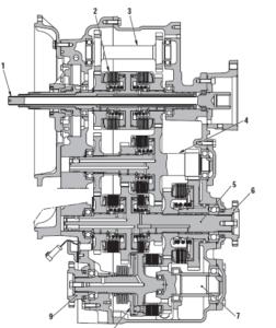 Komatsu Service Wb140ps 2 Wb150ps 2 Manual Backhoe Loader