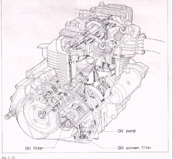 Honda Cb200 Cl200 Service Repair Workshop Manual 1974-1979