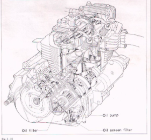 Honda Cb200 Cl200 Service Repair Workshop Manual 1974-1979