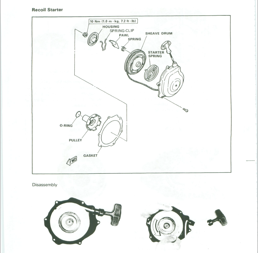 1983-1986 yamaha atv yfm200 moto 4 200 service manual
