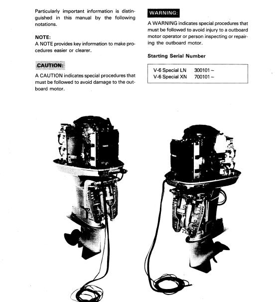 1985 Yamaha 150etlk Outboard Service Repair Maintenance
