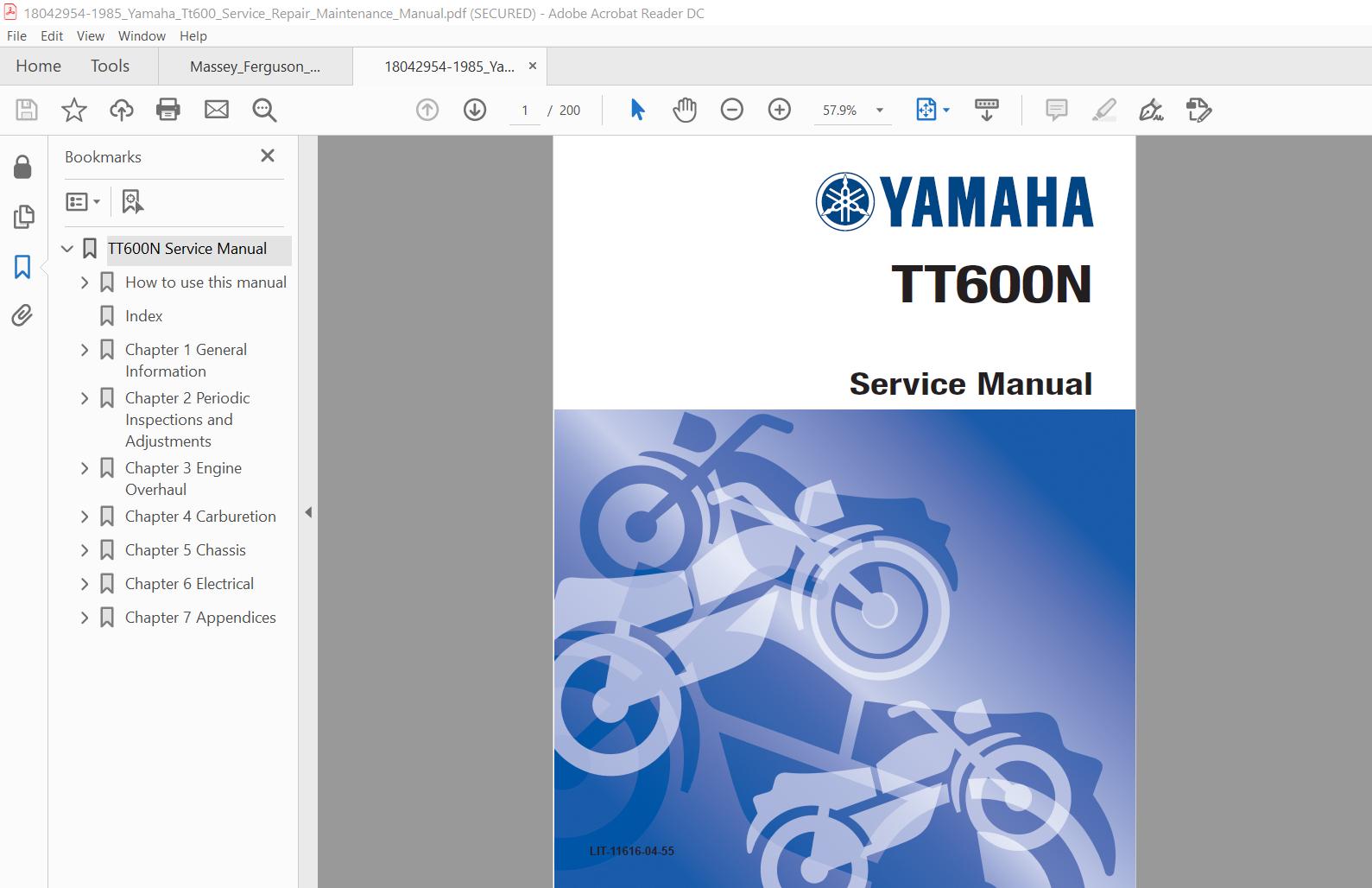[SCHEMATICS_48IS]  yamaha Archives ~ HeyDownloads - Manual Downloads   1985 Yamaha Tt600n Wiring Schematic      HeyDownloads