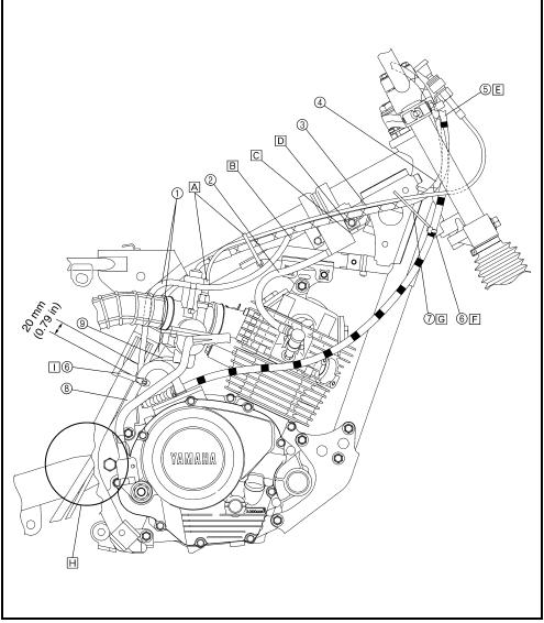 2001 Yamaha Tt r125 Ttr125 And Tt r125lw Ttr125lw Service