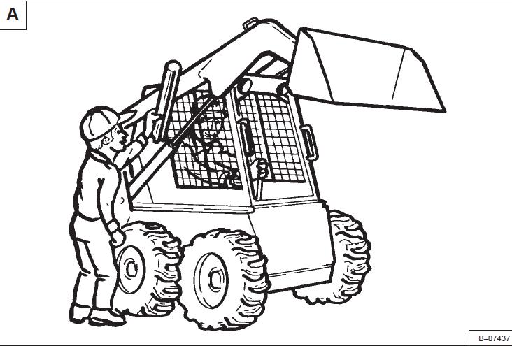Bobcat 943 Skid Steer Loader Service Repair Workshop