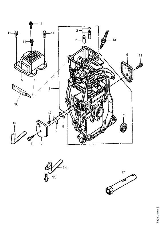 Bomag Bt65 4 Tamper Service Parts Catalogue Manual Instant