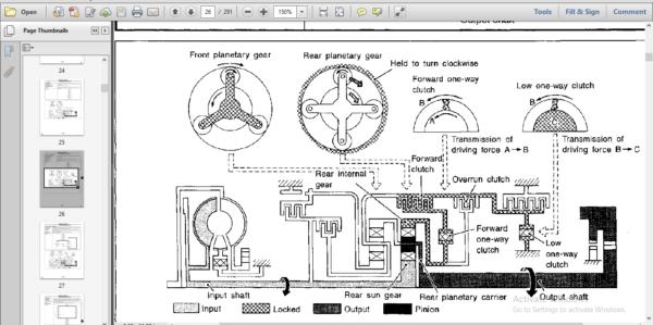 FREE Download Infiniti I30 1996-2001 Service Repair Manual