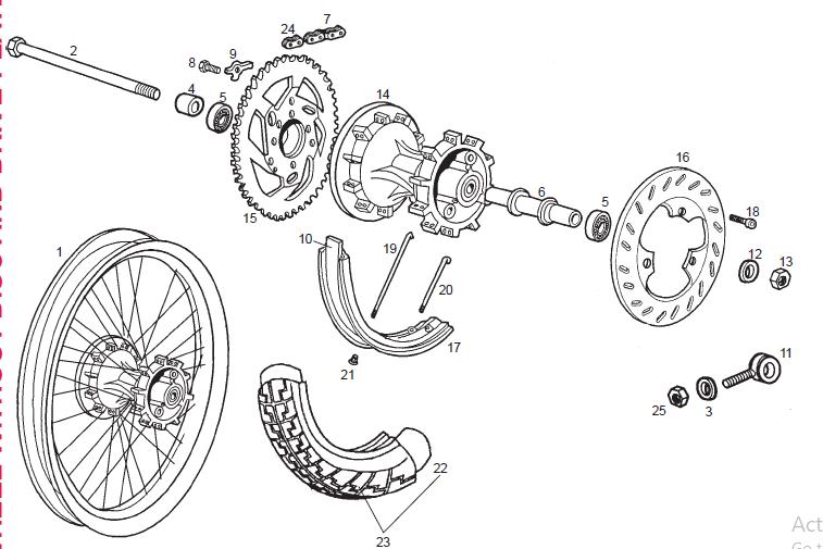 Honda Aquatrax F 15x Service Manual
