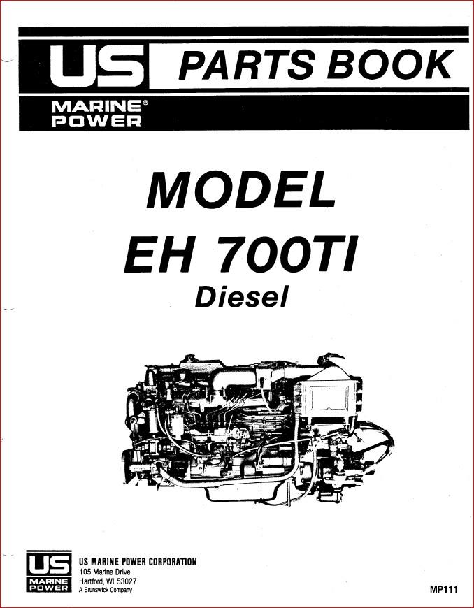 Hino Eh700 Diesel Engine Service Repair Workshop Manual