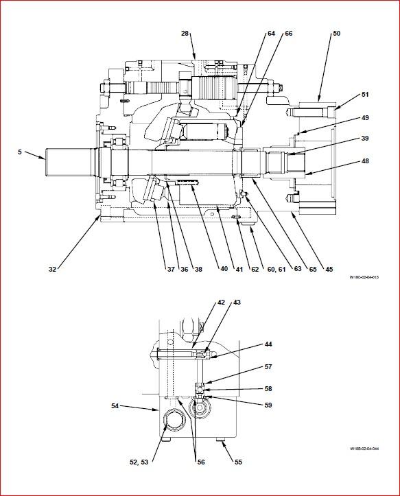 Hitachi Ex1900 6 Hydraulic Excavator Service Repair Manual