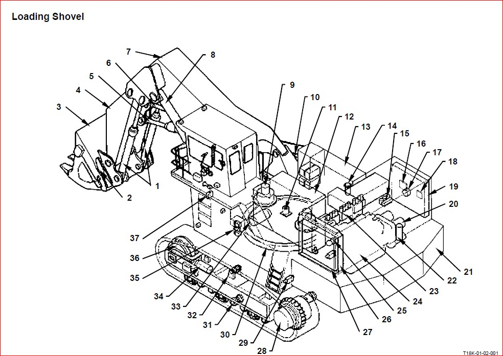 Hitachi Ex1900 6 Hydraulic Excavator Service Repair Manual