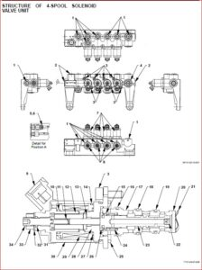 Hitachi Zaxis 280lc 3 280lcn 3 Excavator Service Manual