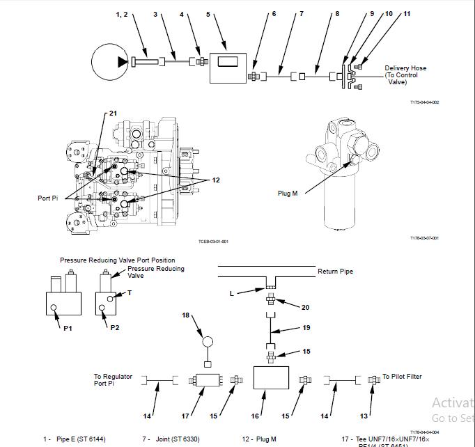 Hitachi Zaxis Zx 170w 3 190w 3 Wheeled Service Manual