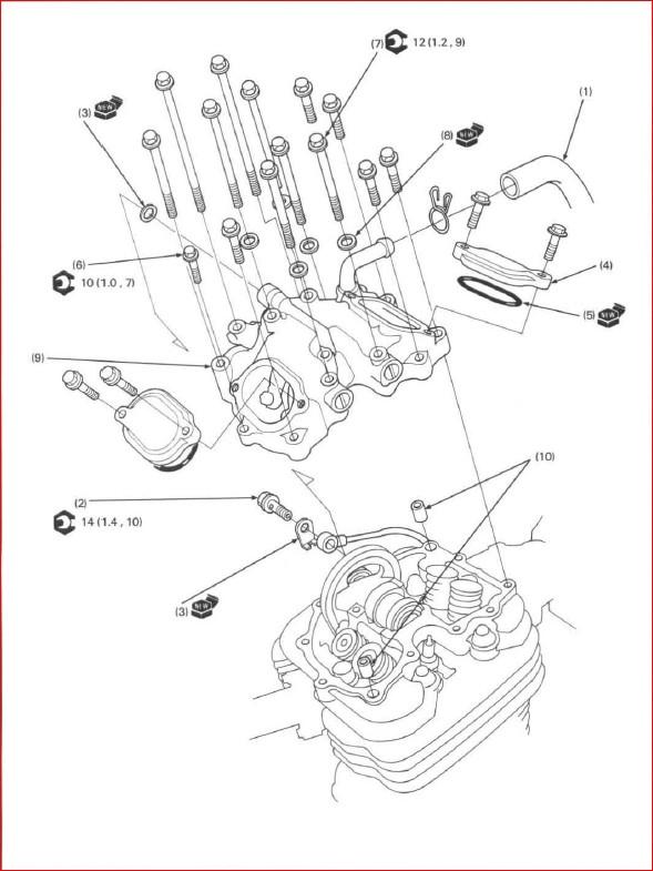 Honda Trx 300ex Service Manual Repair 1993-2000 Trx 300ex