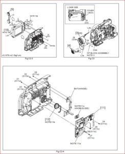 Jvc Gr d50aa Gr d50ag Gr d50as Gr d51ag Service Manual