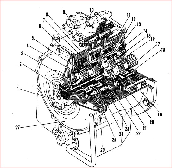 Komatsu D55s 3 Dozer Shovel Workshop Repair Service Manual