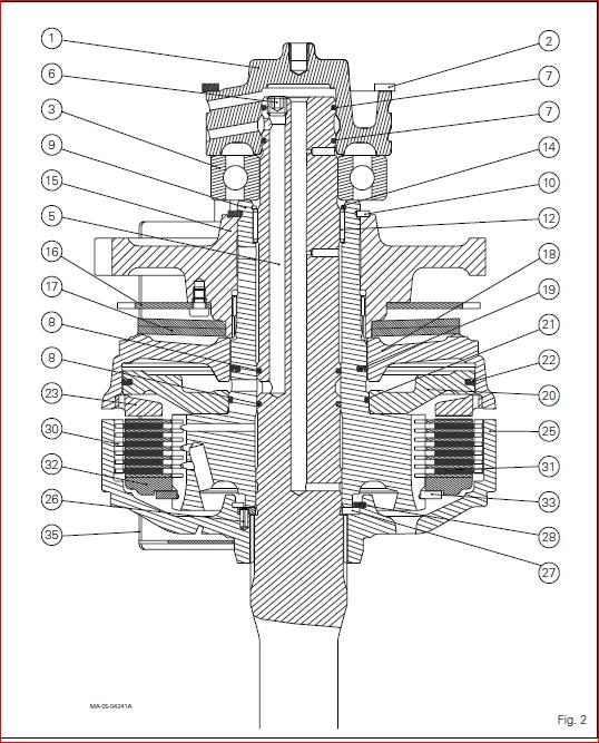 Massey Ferguson MF 8400 Series MF 8450, MF 8460, MF 8470