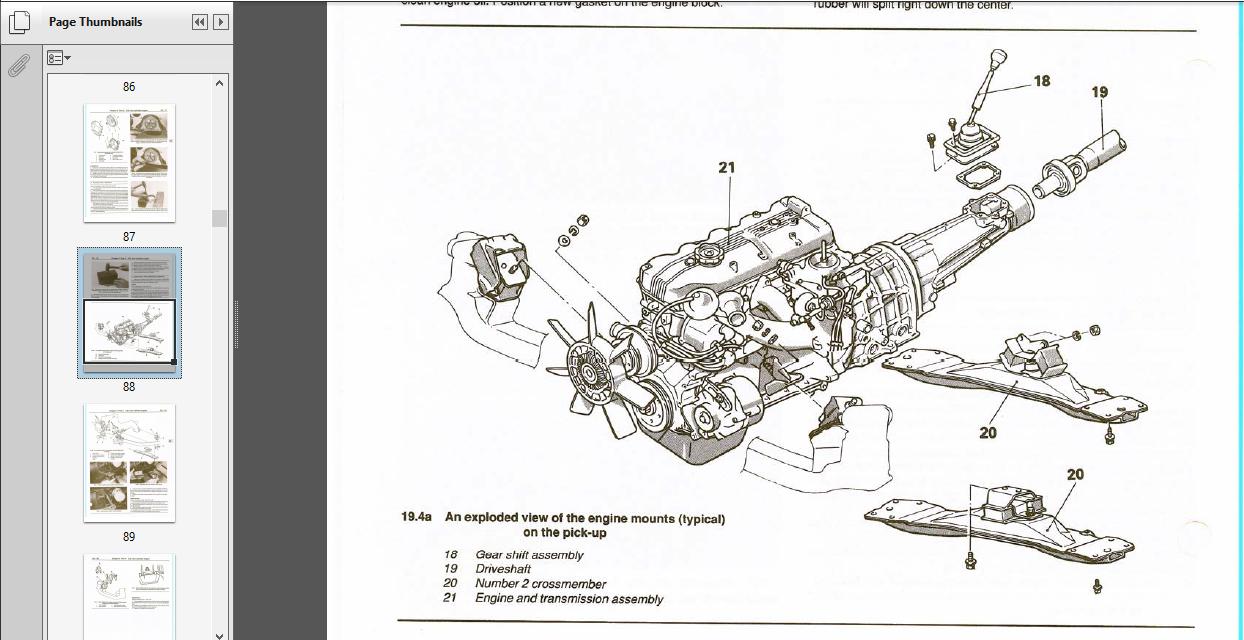 Mitsubishi Montero Raider Mighty Max Workshop Repair