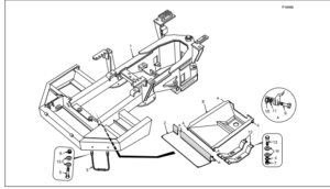 Terex Ta30 Articulated Dump Truck Parts Catalog Manual