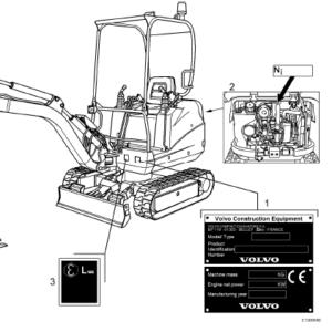 Operator Manual Volvo L40f L45f PDF DOWNLOAD