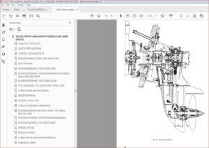 volvo penta aquamatic models 100 100b stern drive repair