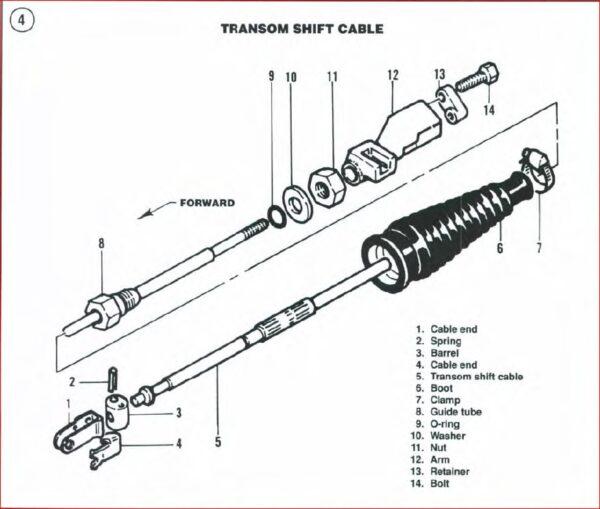 Yamaha Stern Drives 1989-1991 Service Repair Shop Manual