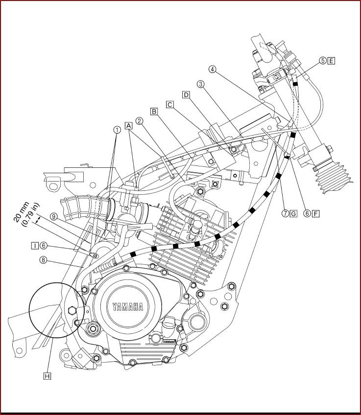 Yamaha Ttr 125 Lw M Motorcycle Service Manual 2000 Manual Guide