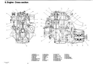 Yanmar Marine Diesel Engine 2qm15 Service Repair Workshop