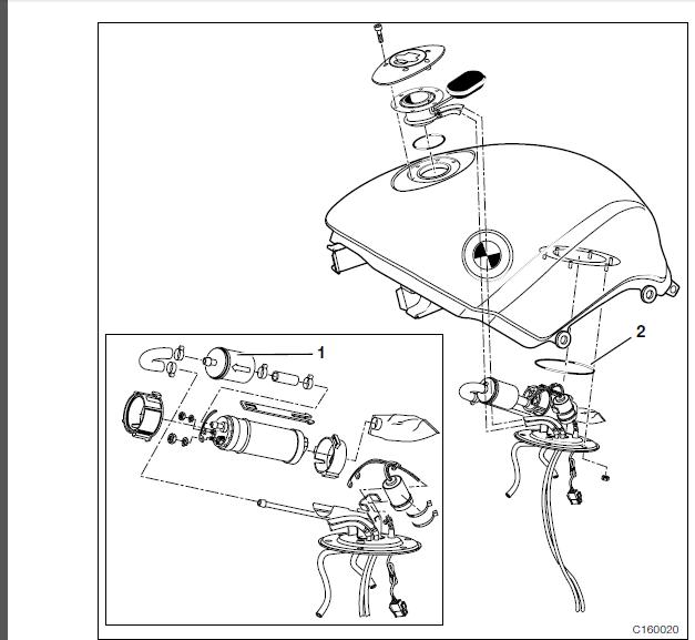 BMW R850C R1200C Complete Service Workshop Manual