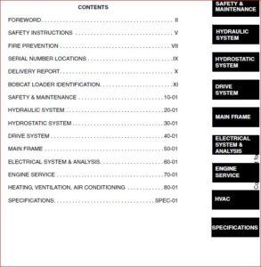 BOBCAT S160 SKID-STEER LOADER SERVICE REPAIR WORKSHOP