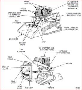 BOBCAT T630 COMPACT TRACK LOADER SERVICE REPAIR WORKSHOP
