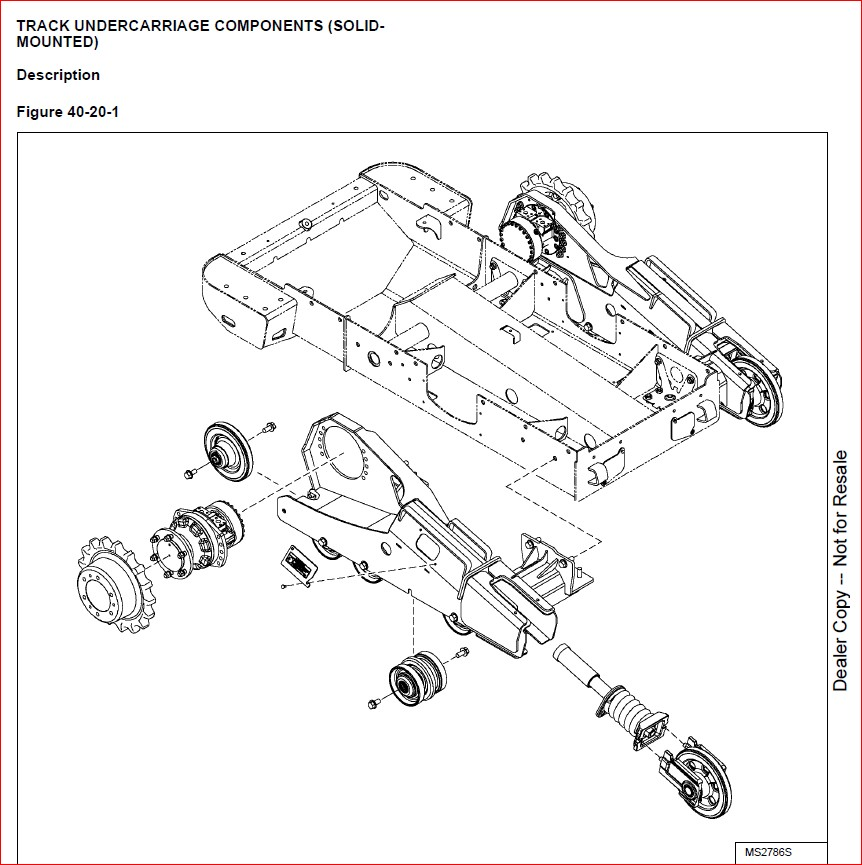 BOBCAT T770 COMPACT TRACK LOADER SERVICE REPAIR WORKSHOP