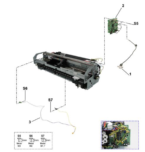 Canon Pixma Pro 9500 Parts Catalog PDF DOWNLOAD