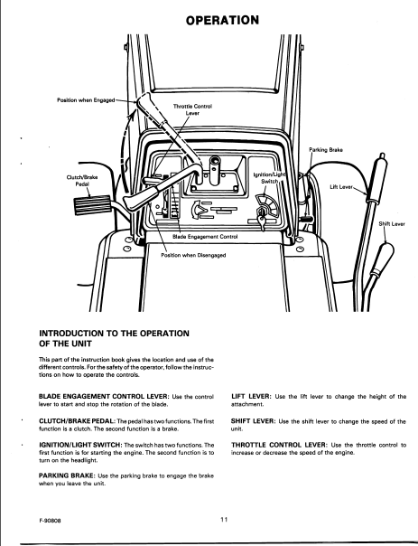 Craftsman Lawn Tractor 12hp Owners Manual SN 502 254982