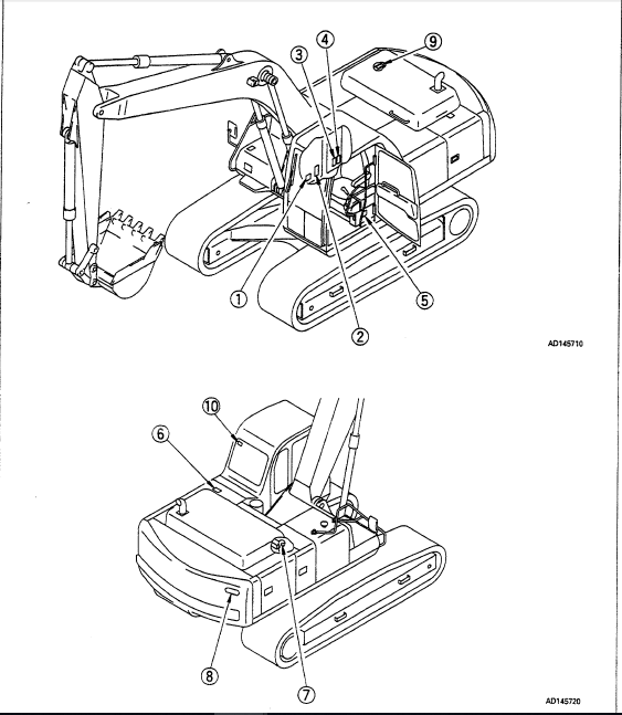 Komatsu Pc300 6 S N 30001 Up Pc350 PDF DOWNLOAD