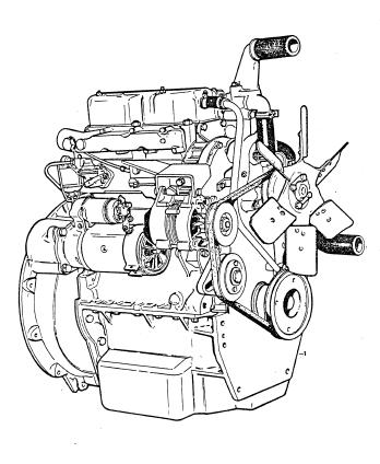 Massey Ferguson Mf 200 C D 200 C Tractor Loader Dozer