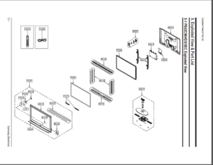 Samsung Ps-50c96hd Ps-42c96hd Plasma Tv Service Manual pdf