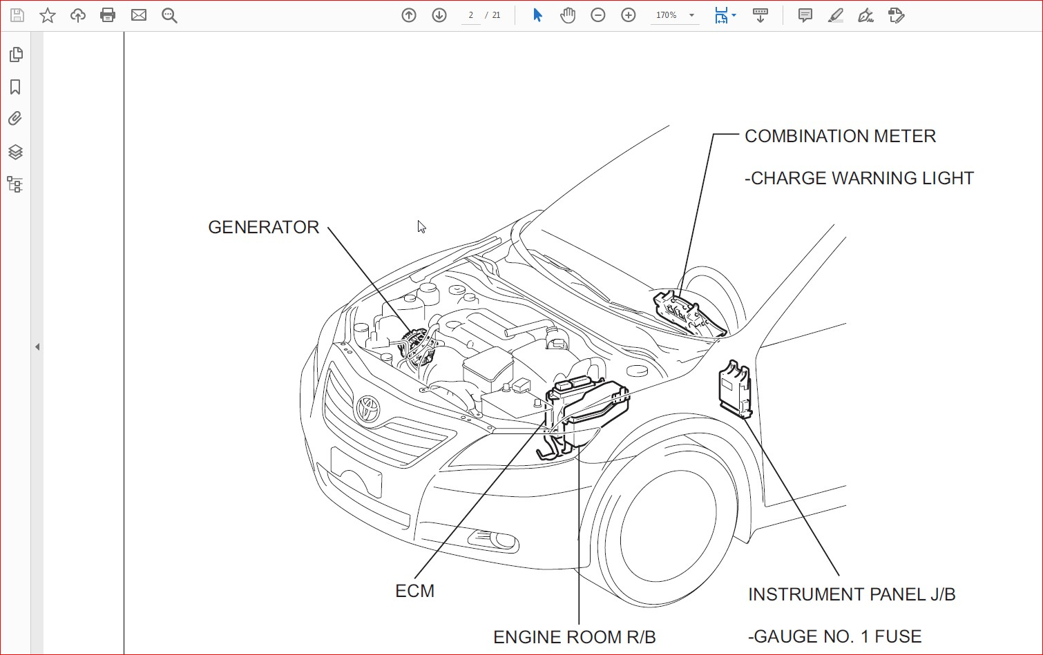 Toyota Camry 2007 Complete Service Repair Manual Download