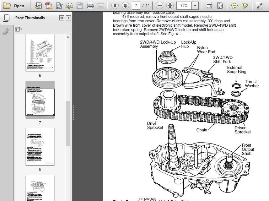1997 Mazda B4000 Pickup Truck Service Repair Manual