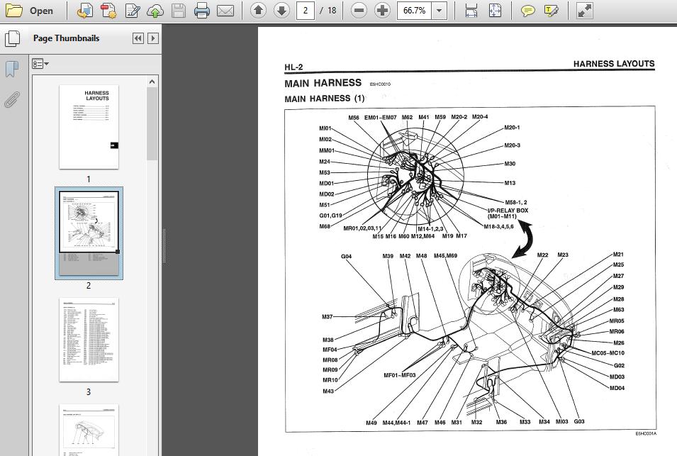 Hyundai H1 Etm Electrical Troubleshooting Wiring Diagram