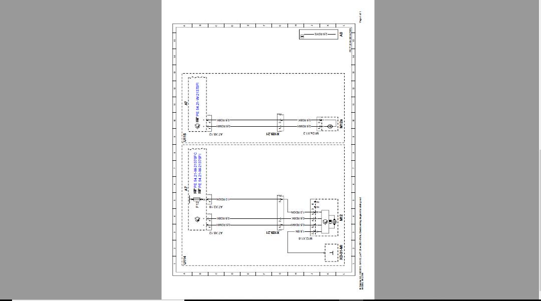 mercedes benz actros mp4 wiring diagram  pdf download