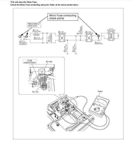 Panasonic Dmr bst800 Bst800eg Service Manual And Repair